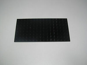 Plaque 8x16 LEGO 92438 Gris Foncé (dark Stone Grey Plate)