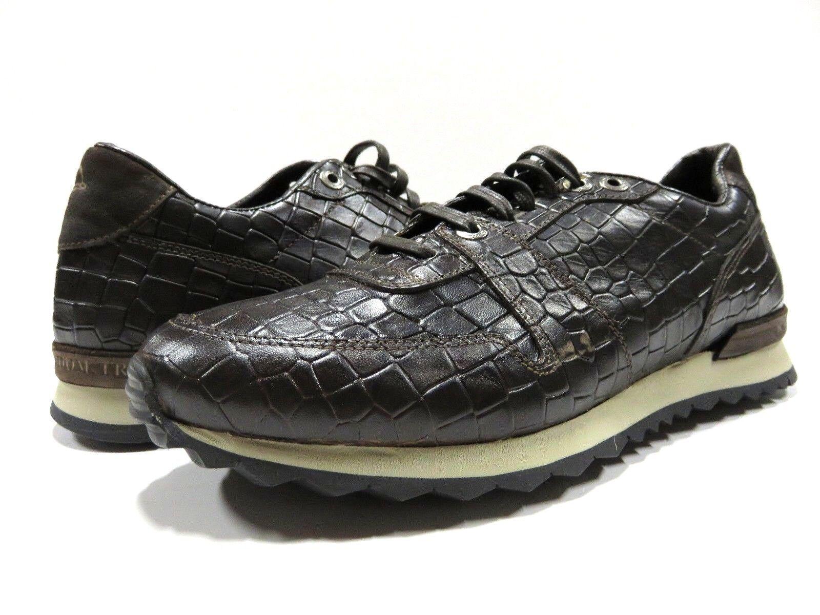 Robert Graham Knowledge Wisdom Truth Low Top Men's Casual shoes Men's Size 10