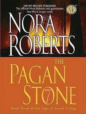 The Pagan Stone (Thorndike Core), Roberts, Nora, Hardcover, Very Good Book