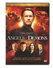 Angels & Demons 0043396243705 With Tom Hanks DVD Region 1