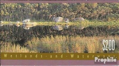 Australia Mh75g Fine Used Cancelled 1992 Wetlands Stamps Other Australian Stamps