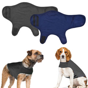 Pet-Dog-Calm-Down-Anti-Anxiety-Jacket-Stress-Relief-Vests-Cotton-Fall-Coats-US