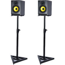 "Deco Gear PA Speaker Stand Holds up to 10"" Speakers - Ss3518-k 1"