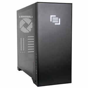 MAINGEAR VYBE Mk. V Chassis - ATX Mid-tower PC gaming...