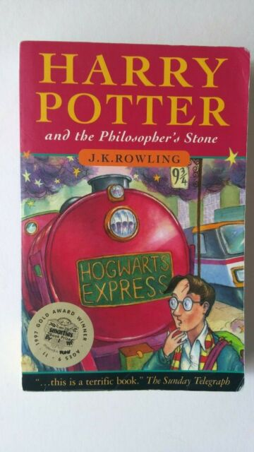 HARRY POTTER and the Philosopher's Stone...JOANNE Rowling 1997