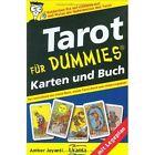 Tarot fur Dummies Buch und Karten by Amber Jayanti (Paperback, 2008)
