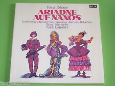 Strauss - Leinsdorf Rysanek Peters Berry - Ariadne auf Naxos## - Decca 3 LP Box