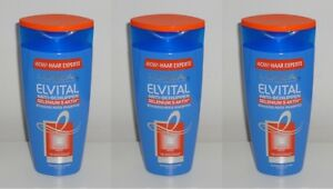 (1L=23,93€) 3x Loreal Elvital Anti-Schuppen Selenium S Aktiv Shampoo , 3x250ml