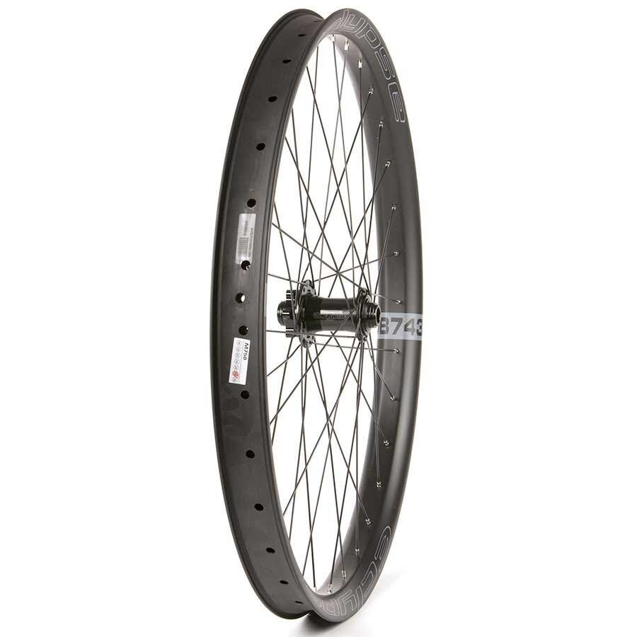 Eclypse DB743 Wheel 27.5'' 15  20mm TA OLD  110mm Brake  Disc IS 6-bolt Front  choices with low price