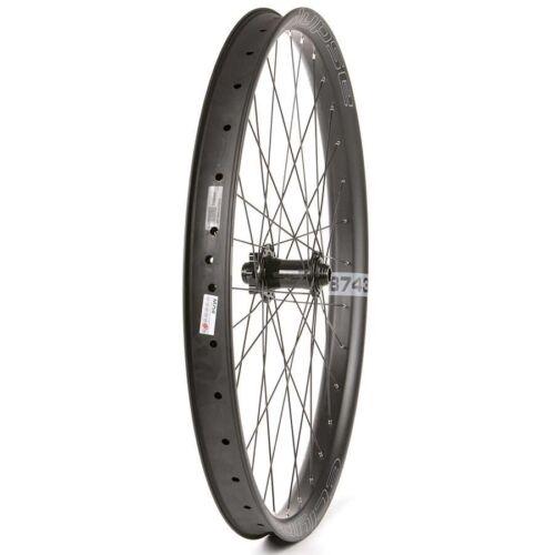 110mm Brake Eclypse DB743 Wheel 27.5/'/' 15//20mm TA OLD Disc IS 6-bolt Front