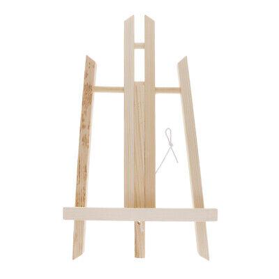 Sitonelectic Tisch-Staffelei aus Holz faltbarer Malerst/änder Display Regal Halter f/ür K/ünstler Werbung Ausstellung