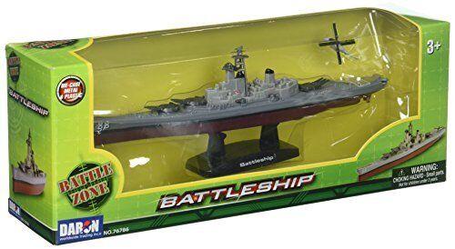 u8F Richmond Giocattoli Battle Zone Series 23 nave da guerra del modello