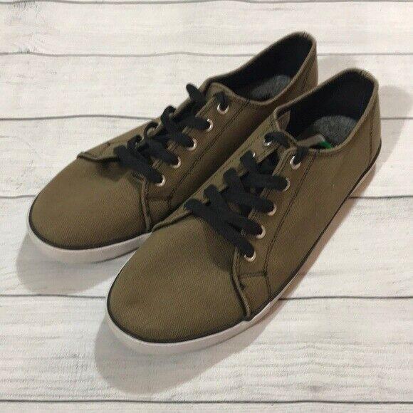 Woolrich Men's Strand Sneakers Size 8