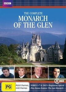 Monarch-of-the-Glen-Complete-Collection-NEW-DVD-Region-4-Australia