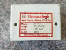 Thermalogic Aa3001 Temperature Controller 50 To 600 Degrees Fahrenheit