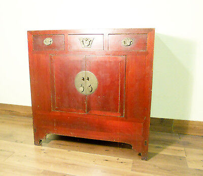 Antique Chinese Ming Sideboard (5675), Circa 1800-1849
