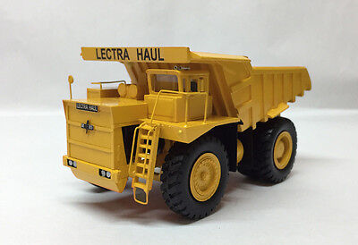 Ready Made Resin Model HO 1//87 Unit Rig Lectra Haul 85 Ton Truck