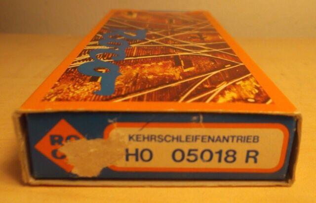 Roco H0 05018 R Kehrschleifenantrieb für Weiche Neu in OVP
