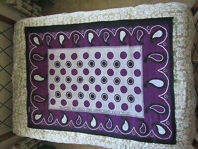 Vintage Cotton Boho Festival DashikiSize Small to Medium