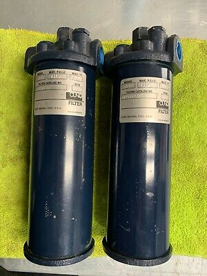 Max P.S.I.G 250 Details about  /Brand New Cuno 1B1 40297-11 Cast Iron /& Steel Filter Housing
