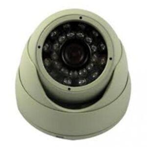 VONNIC-Surveillance-Camera-C503W-1-3-034-CCD-Outdoor-75-039-NightVision-480TVL-White