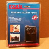 Brand Sealed Exxis Personal Security Alarm, Model Ep-sounder