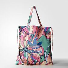 4ed1ebb951 Adidas Originals FARM Bananas Womens Beach Shopper Tote Shoulder Bag Gym  BNWT
