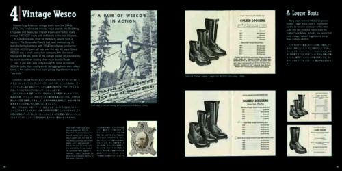 Chippewa for Engineer Fans Red Wing Boots that Stand the Gaff New Book Wesco