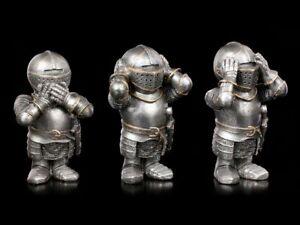 tres-pequenas-CABALLERO-FIGURAS-NADA-MALO-BONITOS-CABALLEROS-Figuras-Regalo