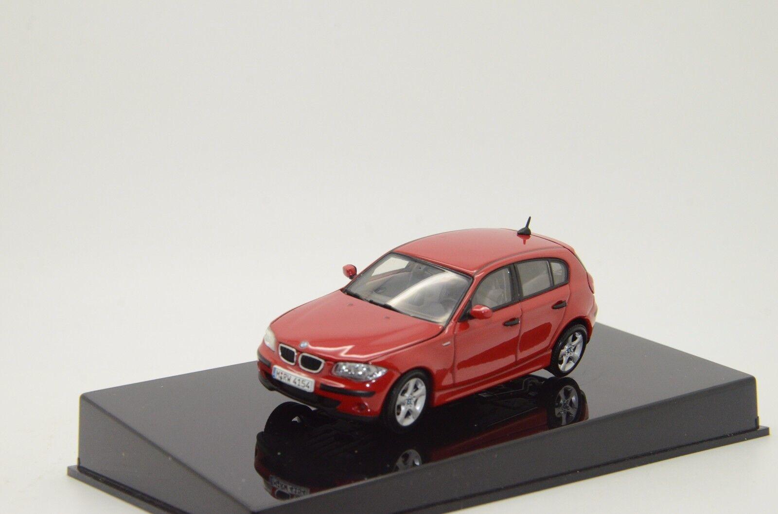 cómodamente      rara    BMW 1 Series japarojo Autoart 50553 1 43  comprar marca