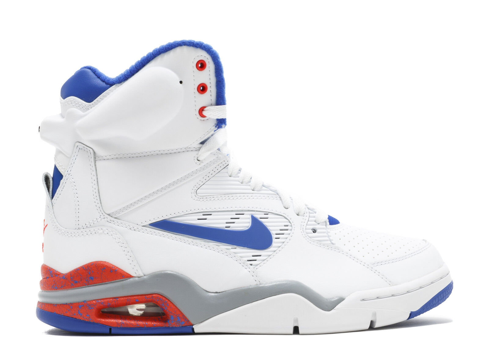 Size 7.5 / 8 / 13 Nike Men Air Command Force Shoes 684715 101 White Blue Red