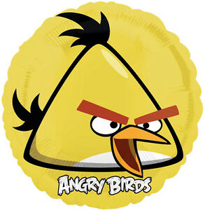ANGRY-BIRDS-BALLOON-17-034-YELLOW-BIRD-ANGRY-BIRDS-PARTY-SUPPLIES-ANAGRAM-BALLOON