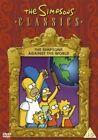 Simpsons Against The World 5039036017428 With Hank Azaria DVD Region 2