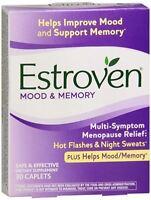 Estroven Plus Mood - Memory Caplets 30 Caplets (pack Of 6) on Sale