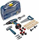 Theo Klein Bosch Large Toy Screwdriver Case With Accessories 8228