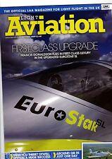 Light Aviation 2009 October Sywell,Optica,KR2,Eurostar