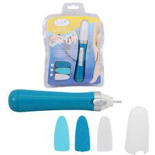 Echo Electric Pedi Perfect Nail Care Gift Set Manicure Pedicure Travel Tool File