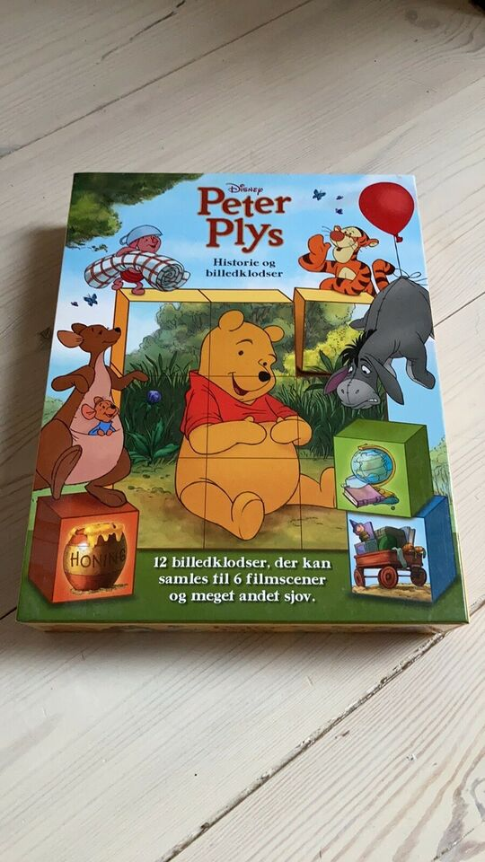 Peter plys, Historie spil, andet spil