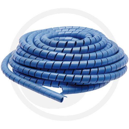 Spiral Tubo Flessibile protezione /_ berstschutz /_ hg-25 21-25mm /_ BLU