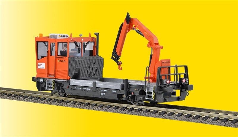 Viessmann 2612 ROBEL gleiskraftwagenöbb DCC DCC DCC / mm Modello funzionale DIGITALE / 33a78a