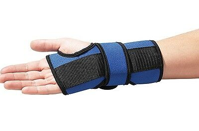 1x Orthopädische HANDGELENKSTÜTZE Handgelenk Bandage Rheuma Entzündung RECHTS