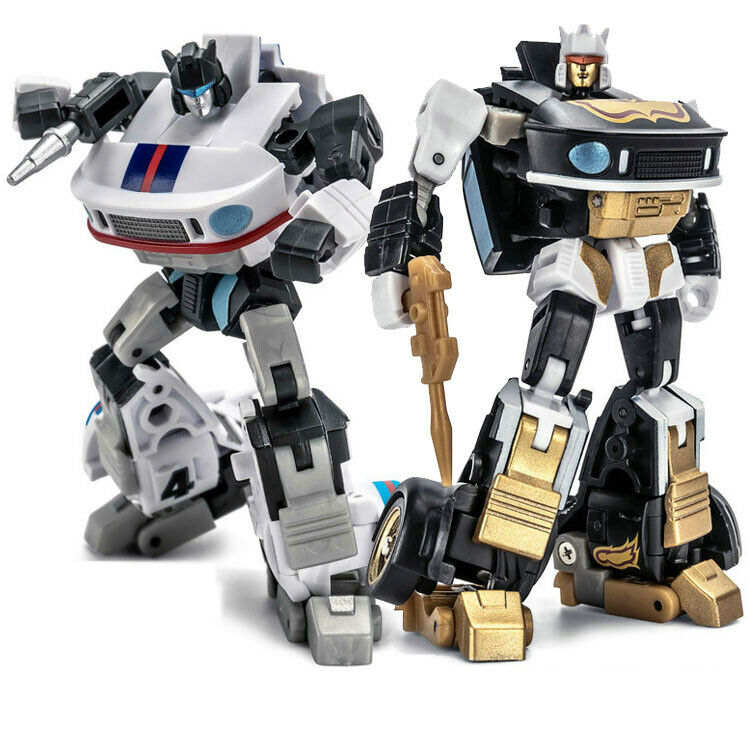 Newage NA H2EX Manero mini G1 JAZZ Transformeable Action figure toy in stock