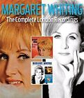 The Complete London Recordings [Box] by Margaret Whiting (CD, Mar-2016, 2 Discs, Real Gone Music)