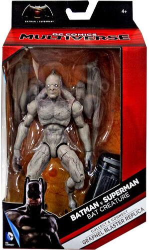 "Dawn of Justice Multiverse 6/"" BAT CREATURE Action Figure NEW Batman v Superman"