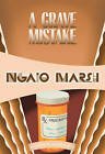 A Grave Mistake by Ngaio Marsh (Paperback, 2016)