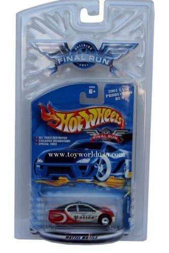 2001 Hot Wheels Final Run #05 of 12 Ultralite