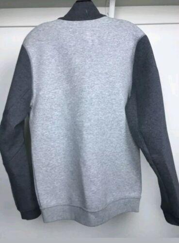 Nike Zip Gris Tama 614379 Up Varsity o 063 Peque Chaqueta o Hombre WXEBqHnXr
