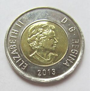 2012-CANADA-2-DOLLAR-TOONIE-combined-shipping