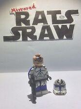 LEGO Star Wars minifigura Trooper-Clone Trooper Jesse personalizzato - 501st