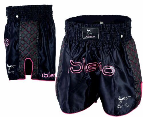EVO Ladies Muay Thai Shorts Women MMA Kick Boxing Martial Arts Girls Fight Gear